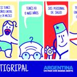 campaña antigripal