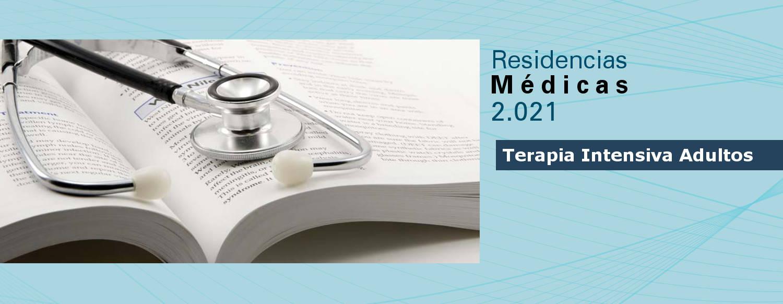 Residencias Médicas 2021